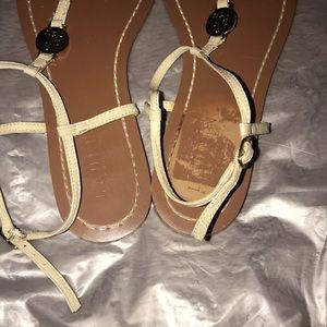 Lauren Ralph Lauren Shoes - Lauren Ralph Lauren Tan Sandals